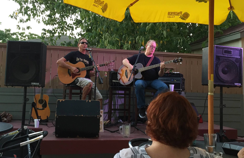 DrN Duo @ Shea's Place - Leander, Tx - July 2015